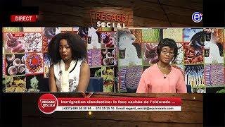 REGARD SOCIAL (J'AI VÉCU L'ENFER AU KOWEIT) DU JEUDI 25 OCTOBRE 2018 - ÉQUINOXE TV