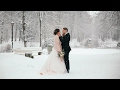 Wedding Style Shooting - in the snow
