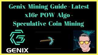 X16R Cpu Miner