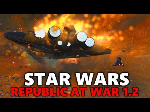 STAR WARS REPUBLIC AT WAR 1.2 Part 2 | The Republic Counterattacks! (Separatist Campaign)