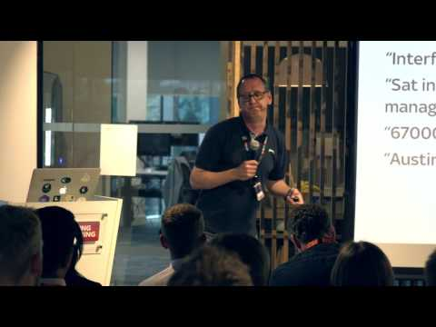 Andy Burgin - What is DevOps? - SkyBet Tech Talk June 2017