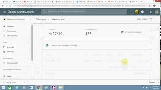 How To Create And Upload Sitemap.xml File To Website And Add Sitemap On Webmaster Tools