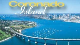 Coronado, California. Остров Коронадо, Южная Калифорния