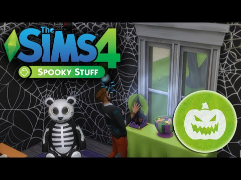 The Sims 4 - Spooky Stuff Pack (Rémisztő Cuccok Csomag) |