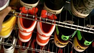 Supra/Nike Amazing Shoe Collection