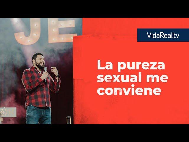 La pureza sexual me conviene. | Pureza Sexual | Pastor Jorge Diéguez
