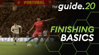 Start scoring CONSISTENTLY by understanding the finishing basics! | FIFA 20 Attacking Tutorial