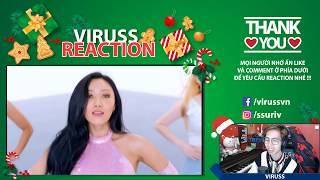 [MV] Hwa Sa(화사) _ TWIT(멍청이) | Viruss Reaction Kpop