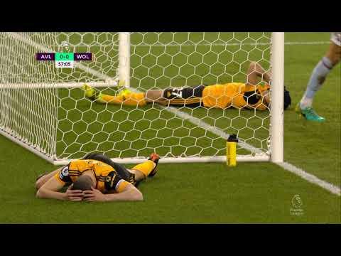 Aston Villa Wolves Goals And Highlights