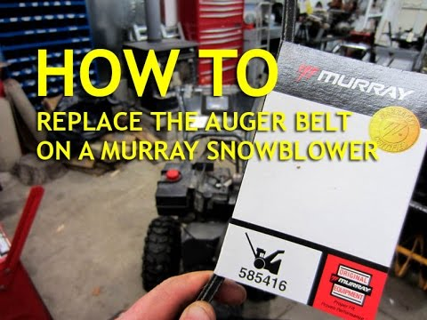 blizzard by murray snowblower manual