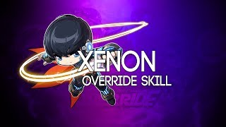 [Reboot] Xenon OVERRIDE 5th Job Skill Showcase