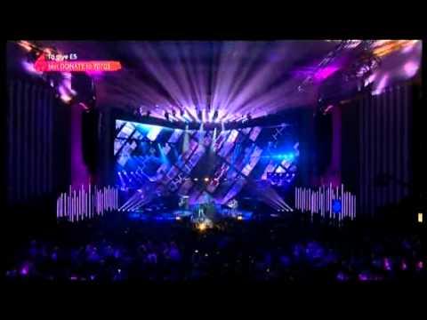 Keane :sings live awesome performance Children in need rocks Studio Version  November 14, 2013
