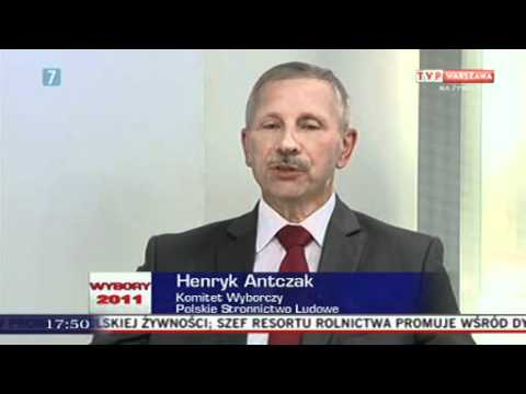 Krzysztof Rybiński, Marek Borowski, Henryk Antczak debata 20.09.2011 (1/2)