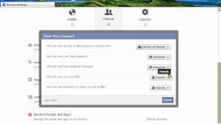 Enable Wall Posting by your Facebook Friends