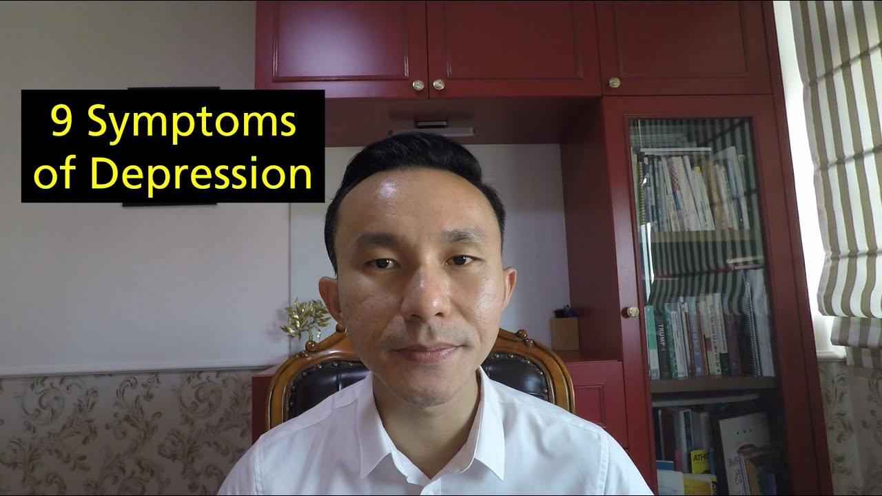 9 Symptoms of Depression
