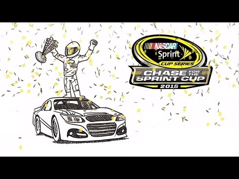 How The Chase For The NASCAR Sprint Cup Works