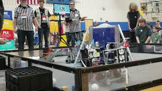 Clip 4, 12/16/18 Robotux, Southern NJ Qualifier