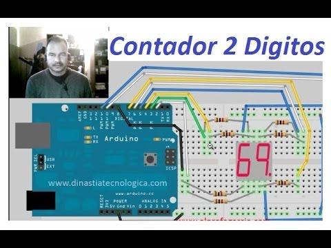 Display 7 segmentos y cmo crear un dado electrnico