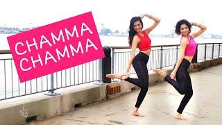 Chamma Chamma   Dance Cover   Fraud Saiyaan   Neha Kakkar   Dhruvi Shah ft. Swara Dance
