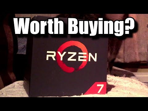 AMD Ryzen 7 1700 Review: Worth Buying? (2019)
