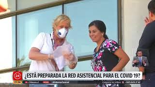 ¿Está preparada la red hospitalaria para resistir el coronavirus?