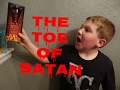 Extreme Toe Of Satan Challenge!! 9 MILLION SCOVILLE UNITS!
