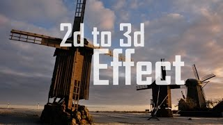 HDR Photography - Motion Pictures - 2d to 3d Effect - Animated - Full HD