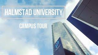Halmstad University Campus Tour