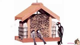 Woodstream 50144 Perky Pet 5-lb.  Deluxe Chalet Wild Bird Feeder