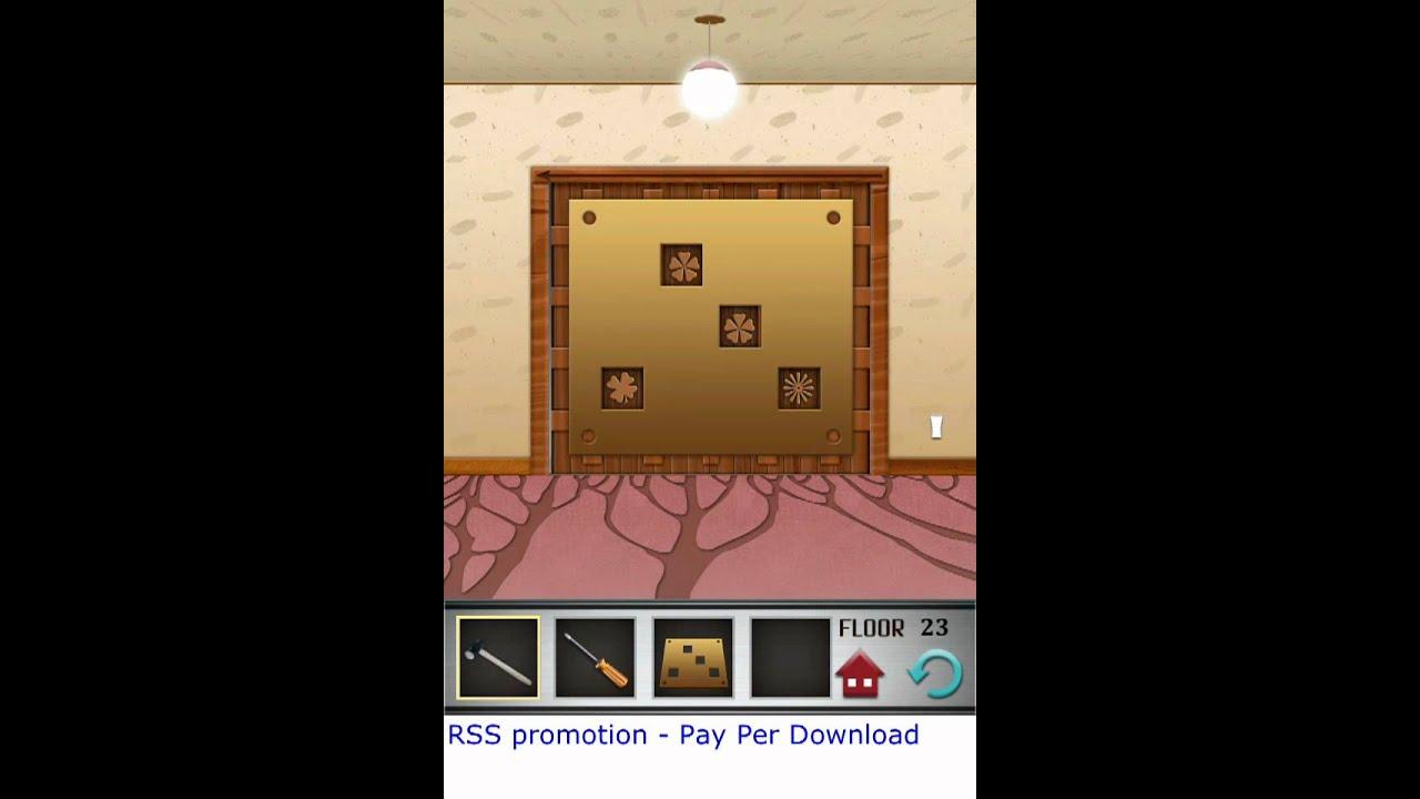 100 Floors Free Level 23