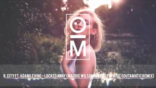 Video R. City ft. Adam Levine - Locked Away (Maddie Wilson & Madilyn Paige) [OutaMatic Remix] download MP3, 3GP, MP4, WEBM, AVI, FLV Oktober 2017