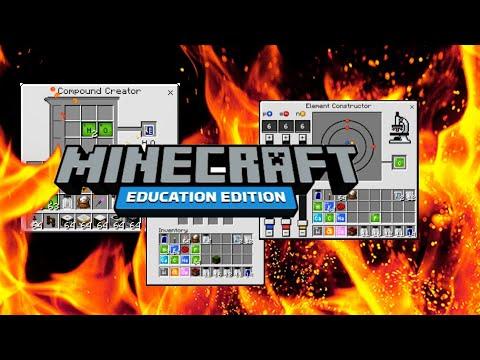 Minecraft Education Edition Tutorial 7 How To Make Super Fertilizer Youtube