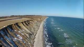 Repeat youtube video Gleitschirmfliegen im Hangaufwind/Paragliding in the ridge lift: Stohl (D) 2013-04-01 01