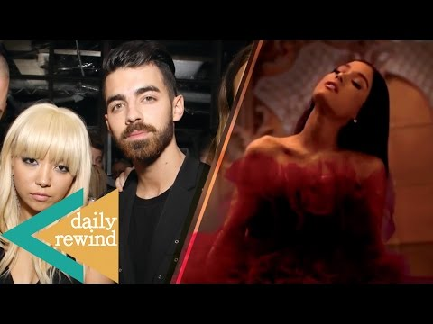 Is Joe Jonas LEAVING DNCE, What in the HELL is Ariana Grande Wearing, and is Katy Perry Okay? -DR