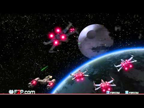 Star Wars Attack Squadrons Announcement Trailer