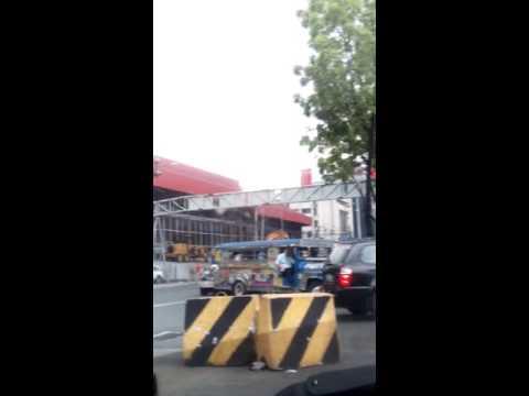 Edsa to Philhealth Quezon Av 2016 4 July