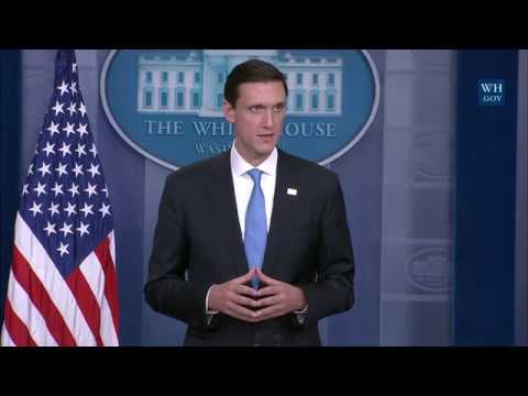 9/11/17: White House Press Briefing