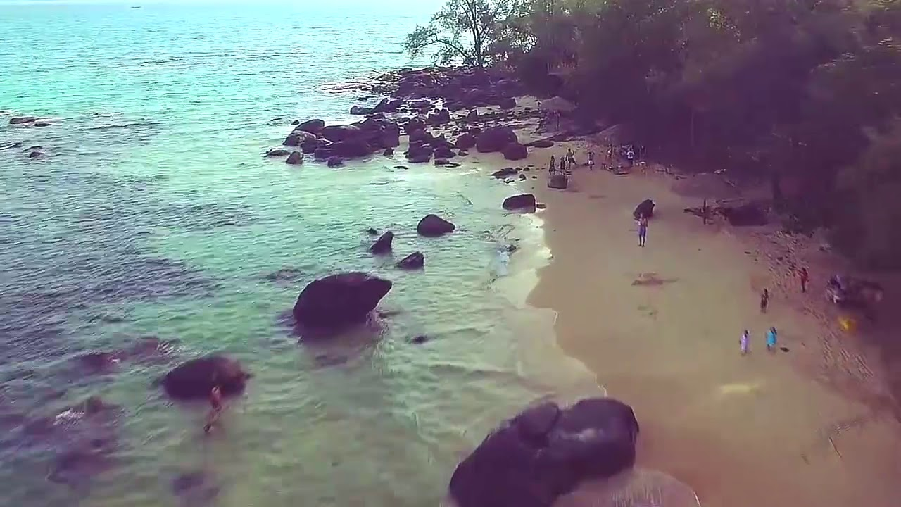 Пляжный отдых в Камбоджа в любое время года