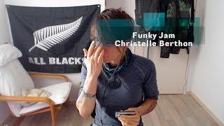 Funky Jam by Christelle Berthon