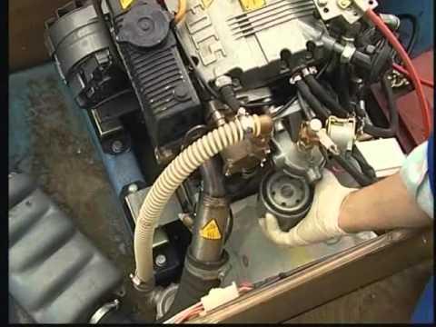 lombardini marine la manutenzione del motore marino. Black Bedroom Furniture Sets. Home Design Ideas