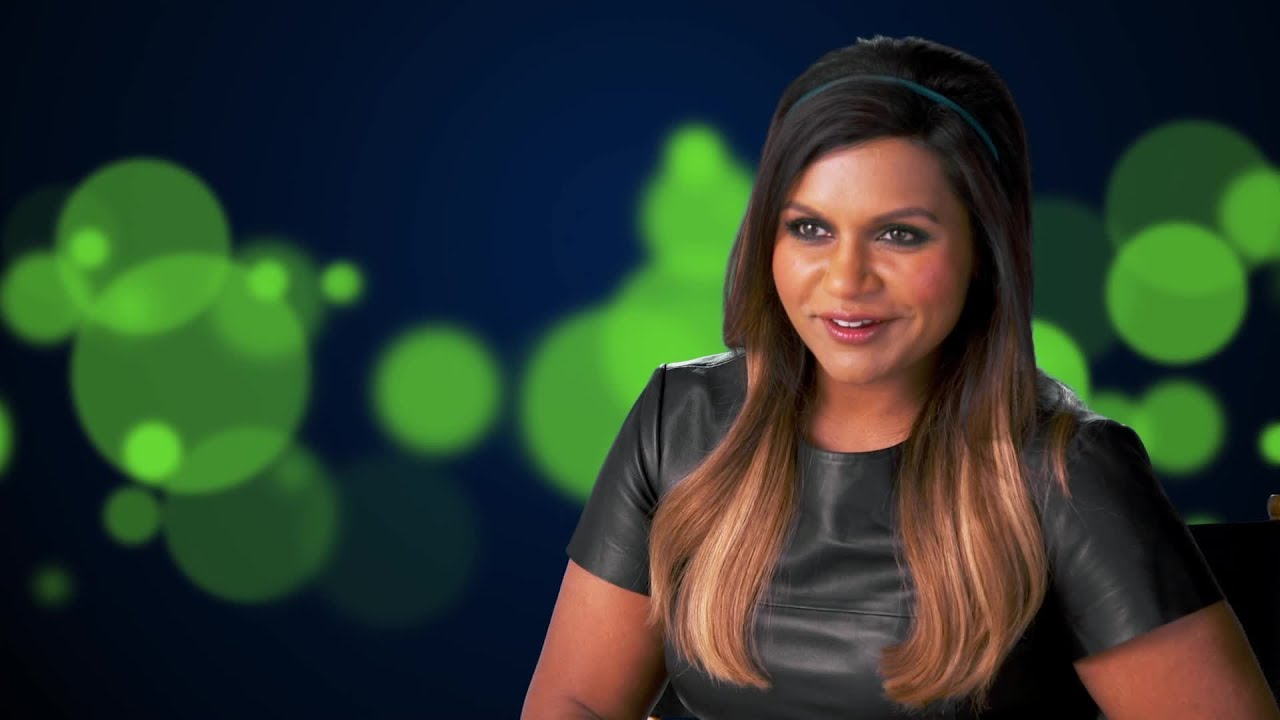 Inside Out Behind The Scenes Interview With Mindy Kaling Youtube