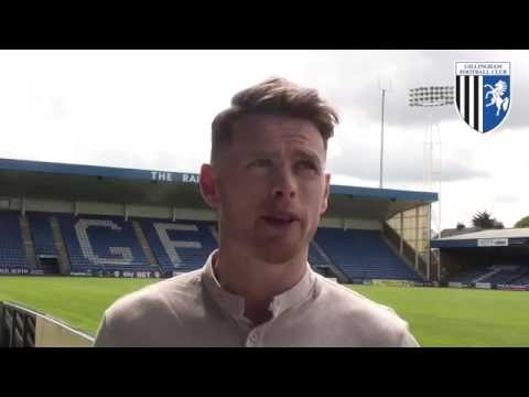 Mark Byrne on joining the Gills