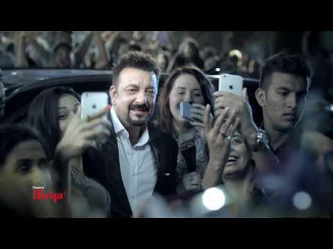 Divya vest commercial with Cine artist Sanjay Dutt