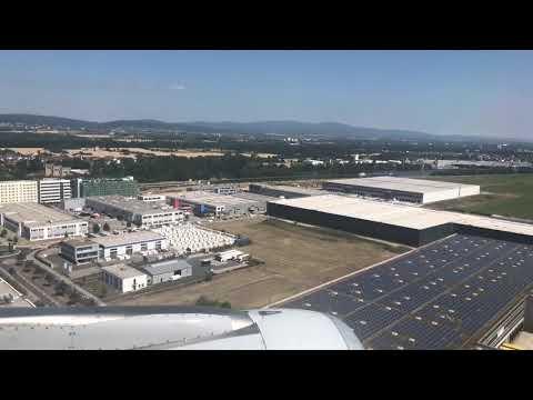 BIrmingham To Frankfurt With Lufthansa