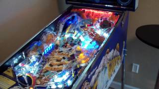 Whitewater Pinball
