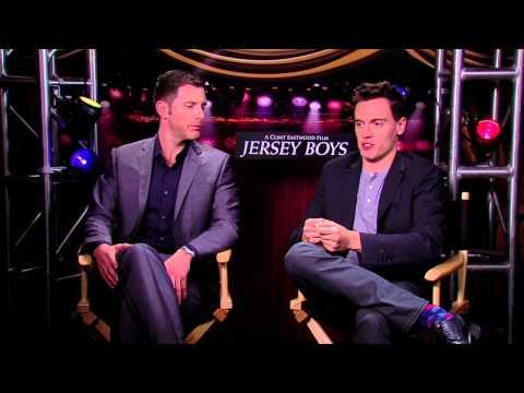 Jersey Boys: Michael Lomenda & Erich Bergen  Movie