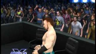 SvR 2011: The Day Sheamus ran away from Chris Masters