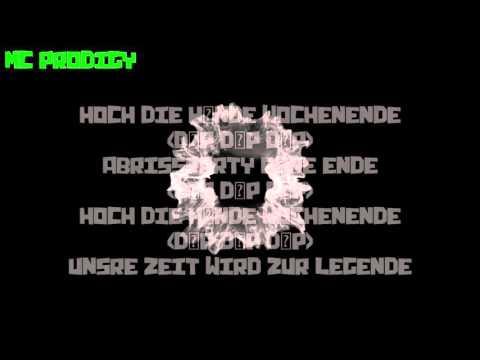 Hans Entertaiment - Hoch die Händer - Wochenende [Lyrics]