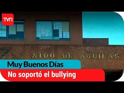 ¿No soportó el bullying? Impacto por muerte de alumna de exclusivo colegio   Muy buenos días