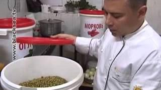 В Севастополе изготовили рекордное количество оливье
